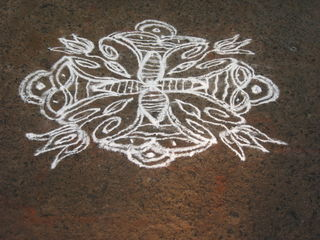 Kolams and Pongal 2008 103