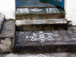 Kolams and Pongal 2008 140